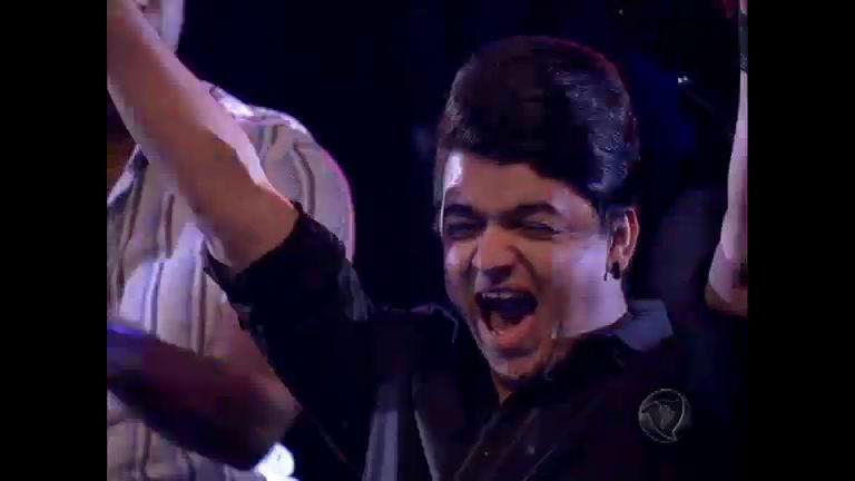 Idolos 2012Supla anuncia o oitavo finalista do Ídolos: Thiago Thaylom