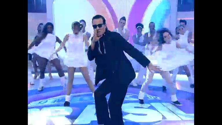 Dança Gatinho, Dança: Rodrigo Faro requebra ao ritmo Psy de ...