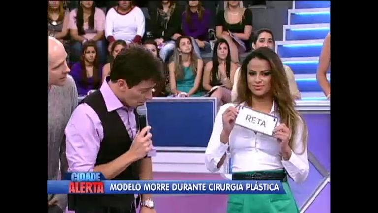 Modelo que morreu durante lipoaspiração trabalhou com Rodrigo ...