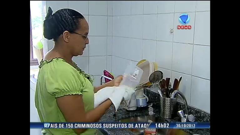 NBlogs discute direitos da empregada doméstica - Record News ...