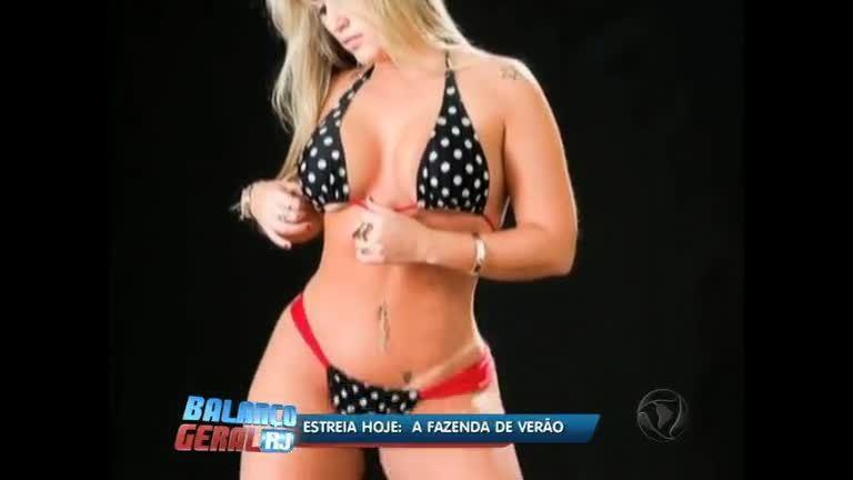 Shayene Cesário dá dicas para peões da Fazenda de Verão - Rio ...