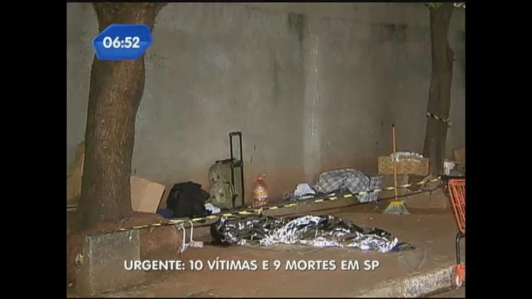 Violência em SP: nove mortes são registradas na madrugada desta ...