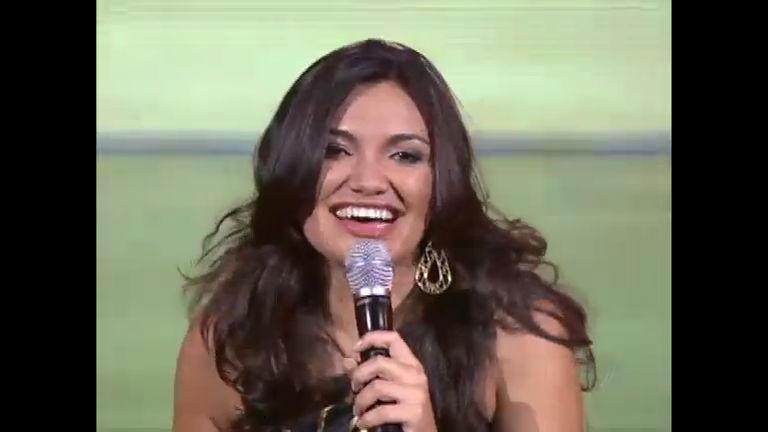 Ana Paula Nogueira escolhe cantar um forró nordestino de ...