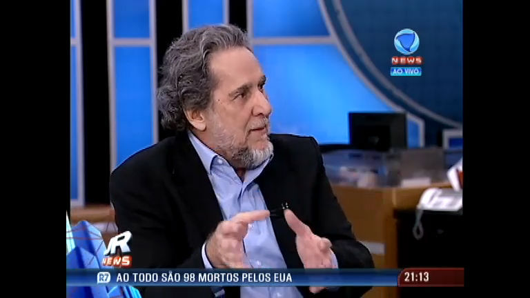 Nirlando Beirão comenta as eleições nos EUA