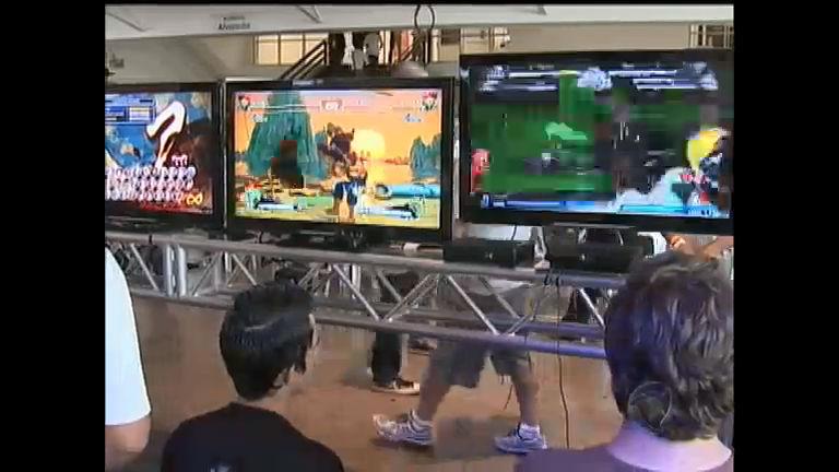 Feira internacional de videogames invade Brasília - Notícias - R7 ...