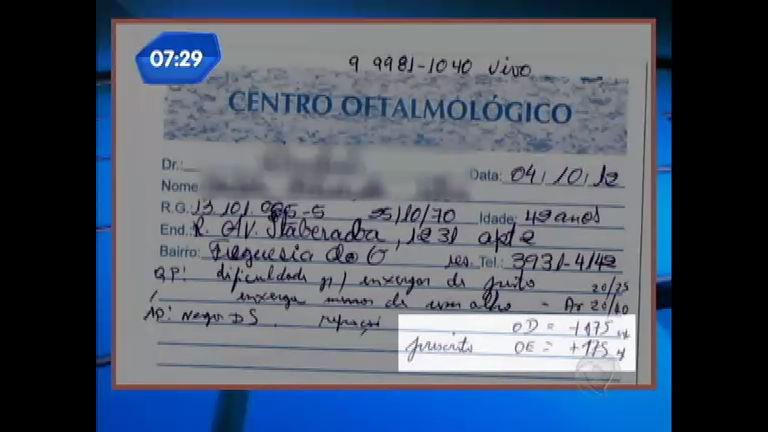 São Paulo no Ar denuncia negócio ilegal em ótica e consultório ...