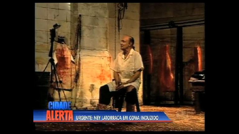 Quadro clínico de Ney Latorraca piora no Rio - Rio de Janeiro - R7 ...