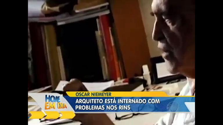Estado de saúde de Niemeyer é grave e inspira cuidados ...