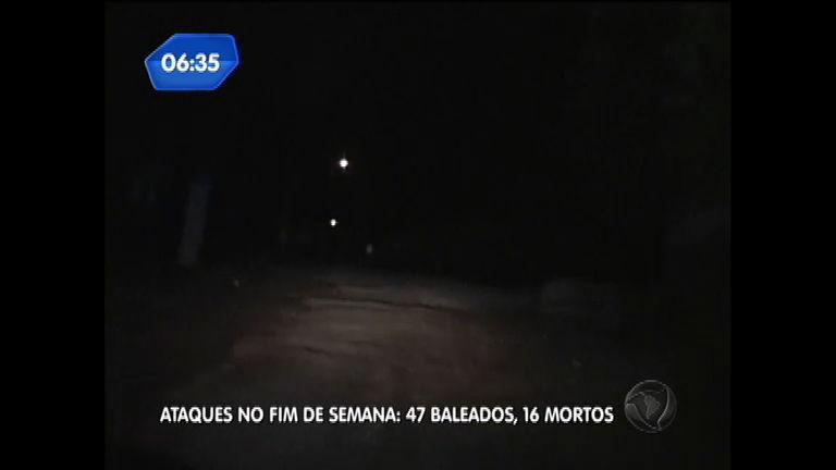 Fim de semana registra novos ataques de violência em SP ...