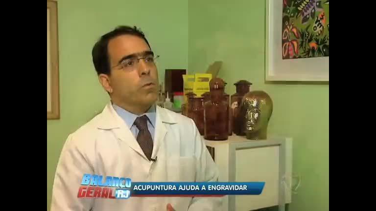 Acupuntura é fiel aliado para a gravidez; veja bom exemplo no Rio ...