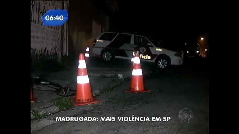 Polícia faz operação para tentar controlar onda de violência em SP ...
