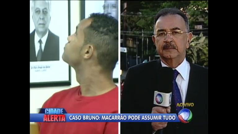 Caso Bruno: Macarrão pode assumir autoria de assassinato de ...