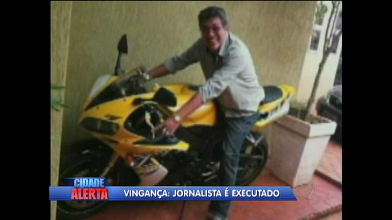 Jornalista é executado em Campo Grande ( MS)Cidade Alerta | R7 ...