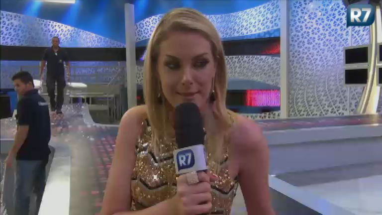 Ana Hickmann diz que foi difícil decidir a final do Top Model, o Reality