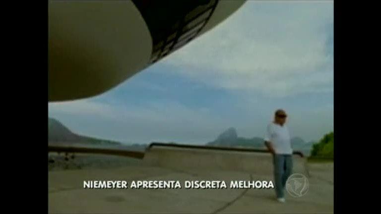Quadro de saúde de Oscar Niemeyer apresenta melhoras - Distrito ...