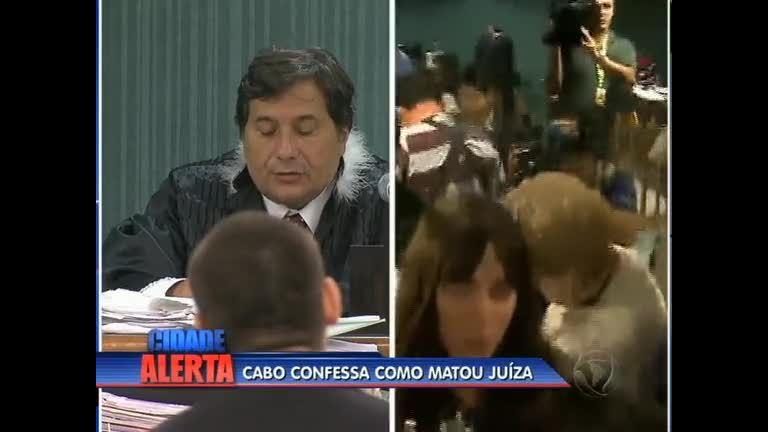 Veja confissão de réu sobre assassinato de juíza Patricia Acioli em ...
