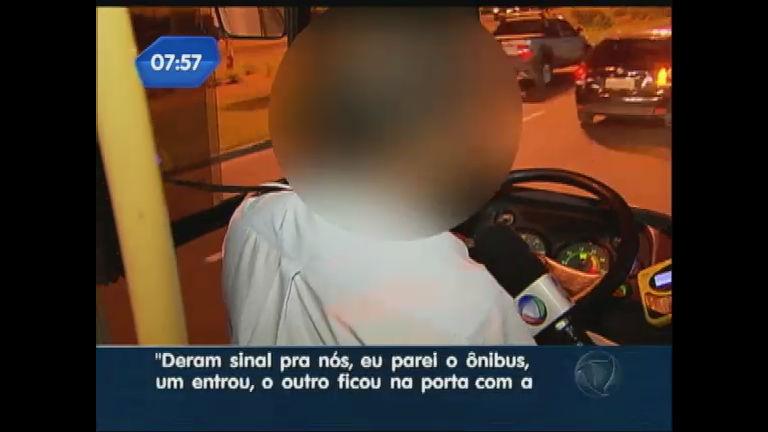 Pessoas que trabalham à noite enfrentam o medo da violência de SP
