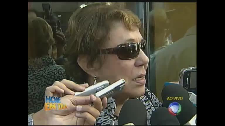 Viúva fala sobre os últimos momentos de Oscar Niemeyer ...