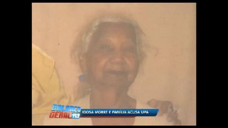 Idosa morre por reação alérgica a tratamento recebido em UPA no Rio