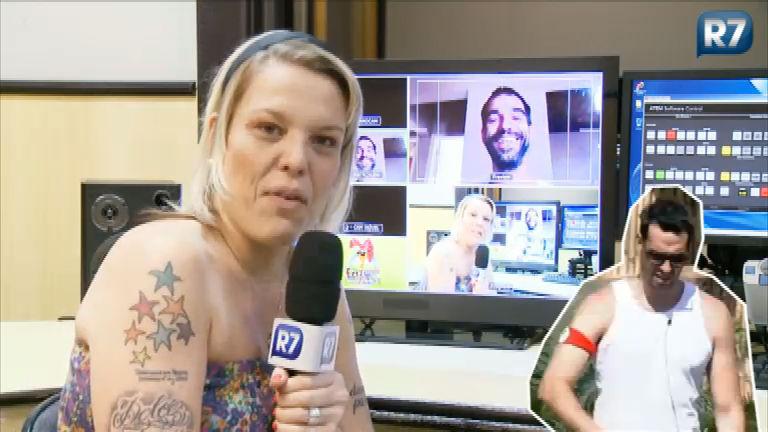 Lele e Philosopop esculacham Rodrigo CarrilRecord News