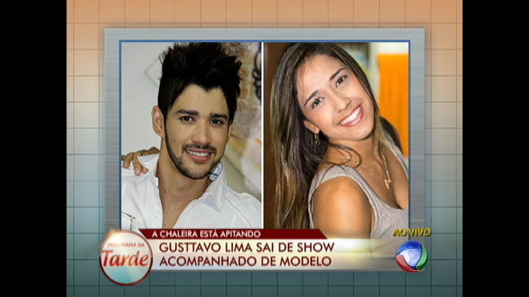 Jovem modelo pode ser o novo affair de Gusttavo Lima ...