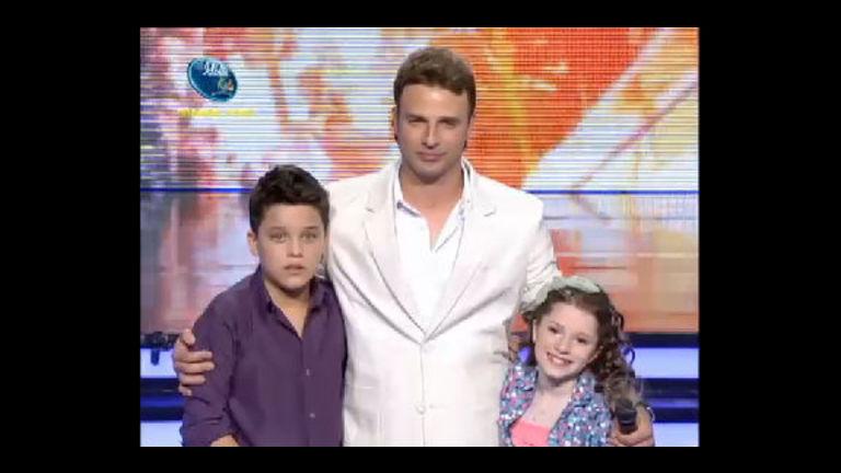 Na íntegra: assista à grande final de Ídolos Kids - Record Play - R7 ...