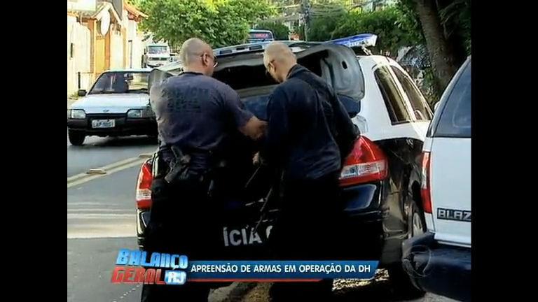 Divisão de Homicídios e PM realizam operação no Rio - Rio de ...