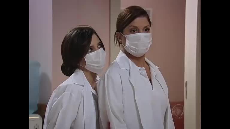 Diva e Dóris invadem hospital e causam a maior confusão - Rede ...