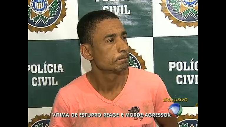 Nova vítima de estuprador mordido nas partes íntimas no Rio ...
