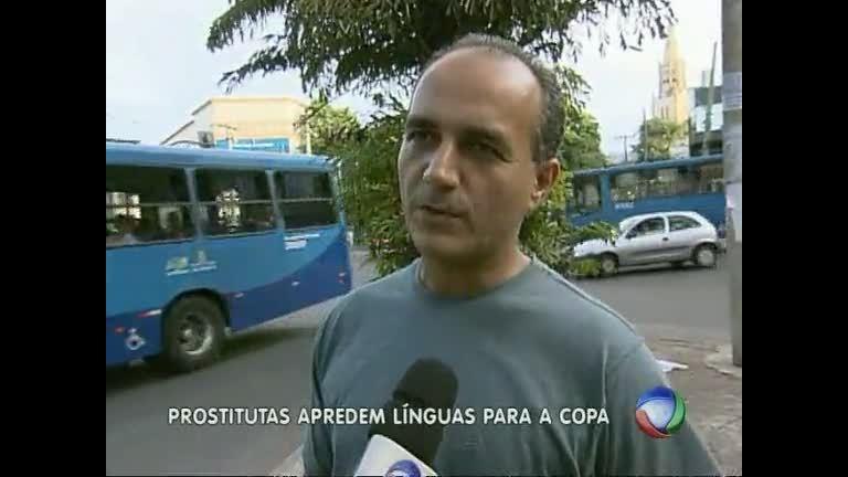 Prostitutas aprendem línguas estrangeiras para a Copa do Mundo ...