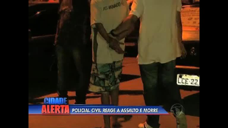 Divisão de Homicídios prende terceiro suspeito por morte de policial ...