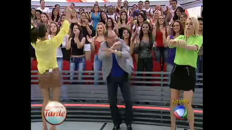 Ana, Britto e Ticiane caem na dança ao som de Psy ...