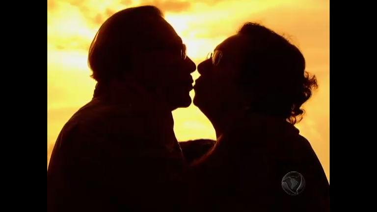 Casal espera quase 60 anos para viver uma grande história de amor