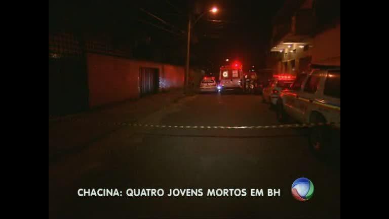 Chacina no Aarão Reis intriga polícia - Minas Gerais - R7 MG no Ar
