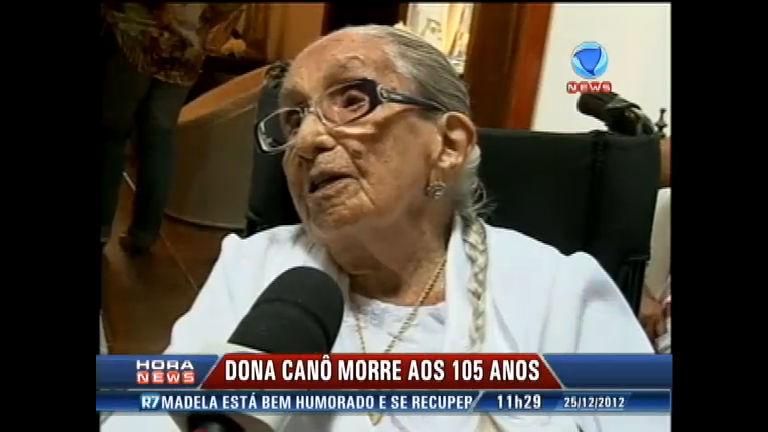 Mãe de Caetano e Bethânia, Dona Canô morre aos 105 anos ...