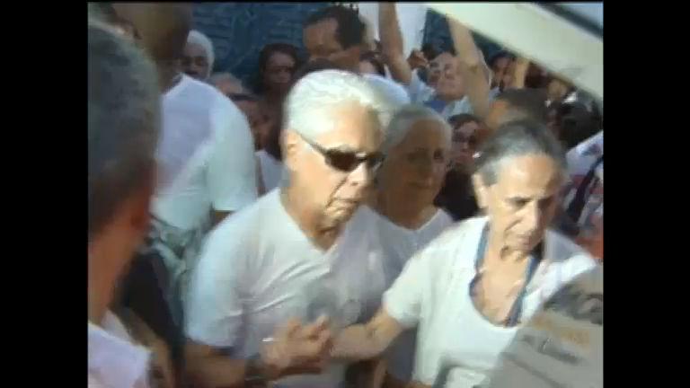Dona Canô é velada em Santo Amaro da Purificação (BA) - Rede ...
