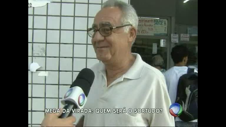 Mineiros fazem últimas apostas na Mega da Virada - Minas Gerais ...