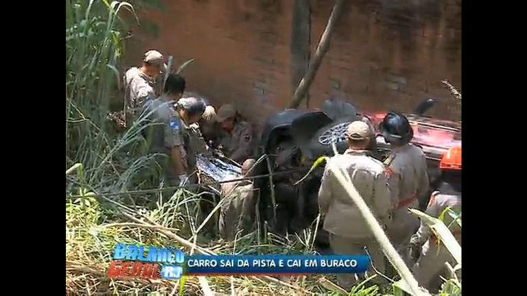 Carro despenca de viaduto em Deodoro (RJ) e deixa um morto - Rio ...