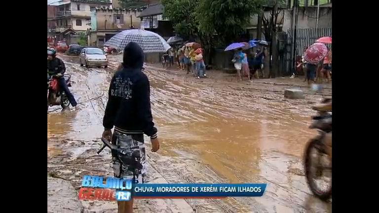 Boato deixa moradores de Xerém (RJ) apavorados - Rio de Janeiro ...
