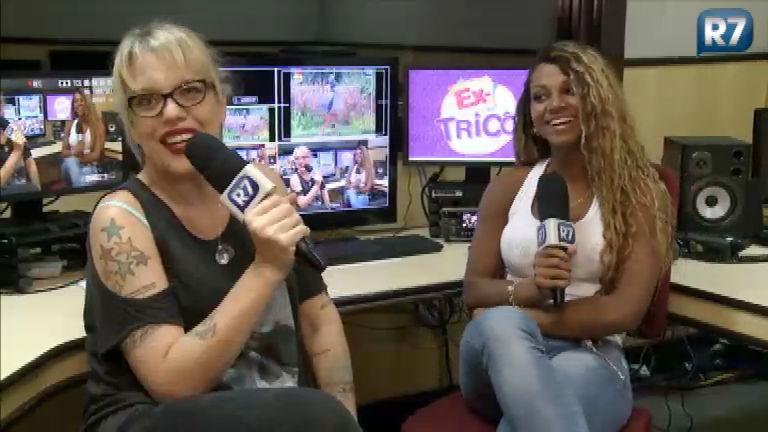 Ex-Tricô: Karine esclarece desavenças com Angelis após deixar a ...