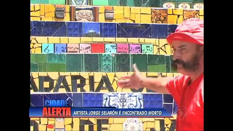 Corpo de artista chileno é encontrado carbonizado em Santa Teresa