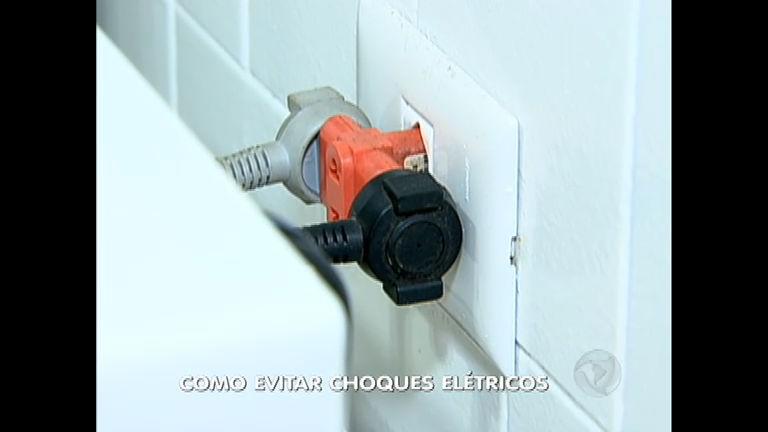 Saiba como se proteger de choques elétricos - Notícias - R7 ...