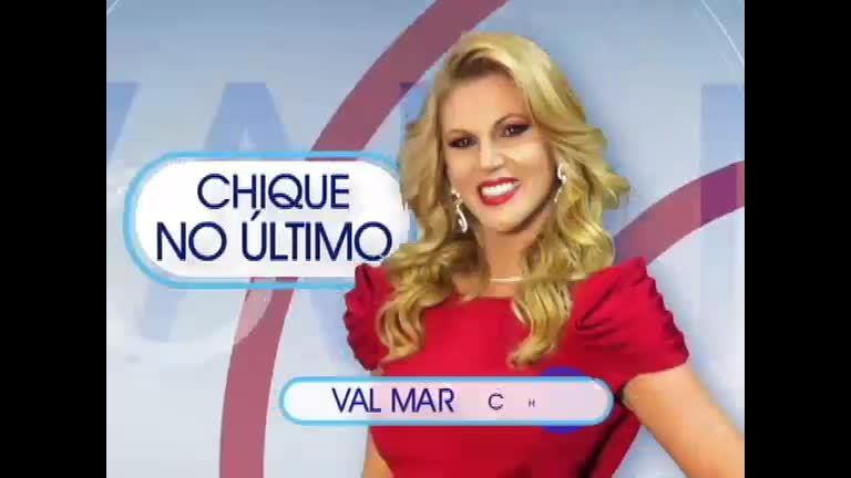 Acompanhe a vida de luxo de Val Marchiori no Programa da Tarde ...