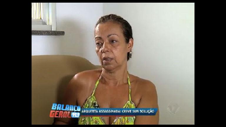 Mãe de arquiteta assassinada no Rio pede agilidade da Justiça ...