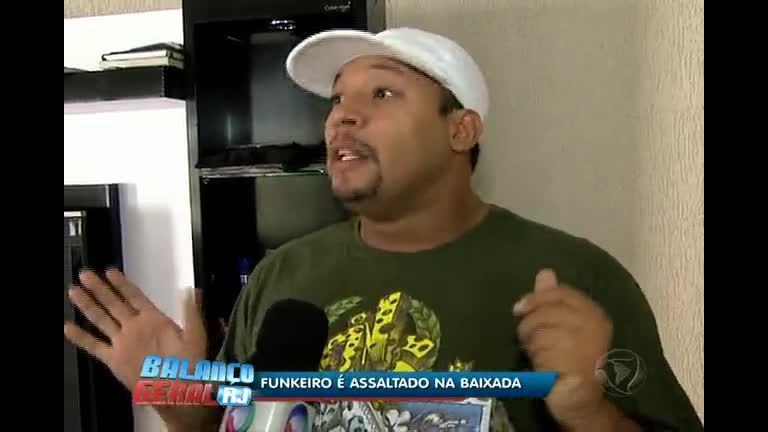 MC Frank narra momentos de tensão diante de bandidos no Rio ...