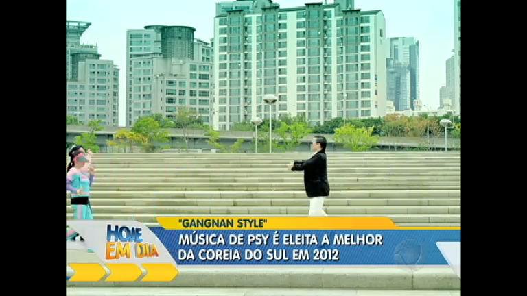 Música do coreano PSY é eleita a melhor da Coreia do Sul ...