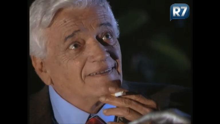 Relembre a atuação de Walmor Chagas na novela Caminhos do ...