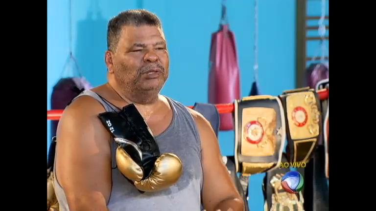 Com Alzheimer, ex- boxeador Maguila está internado no Hospital ...