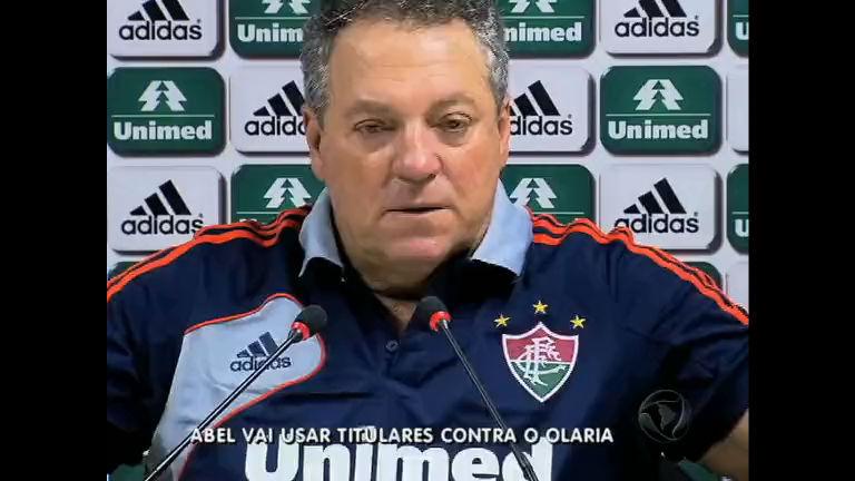 Abel Braga revela planejamento do Fluminense para Carioca - Rio ...