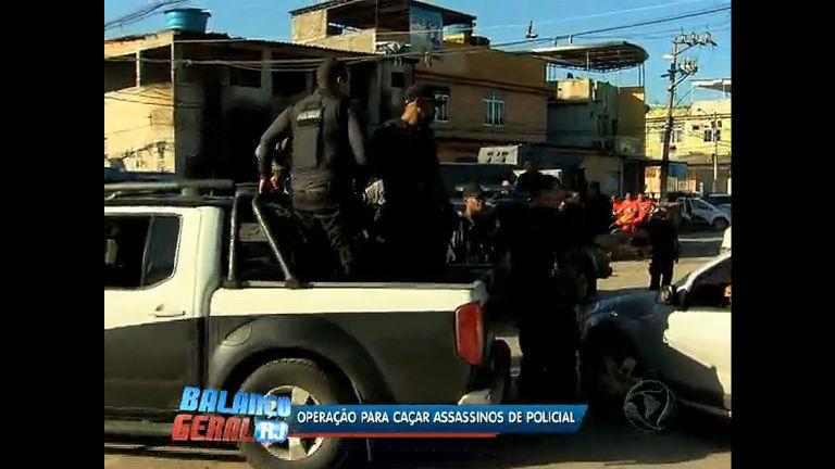 Divisão de Homicídios e Core caçam assassinos de policial no Rio ...